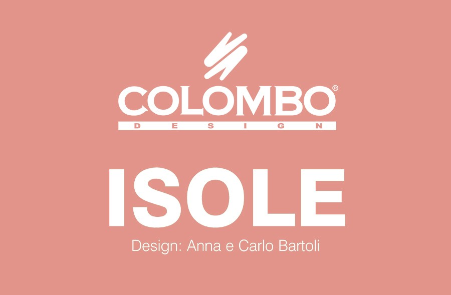Colombo Design ISOLE B9412