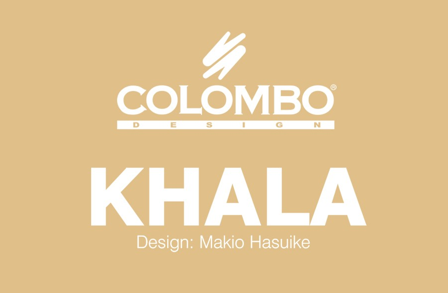 Colombo Design KHALA B1802