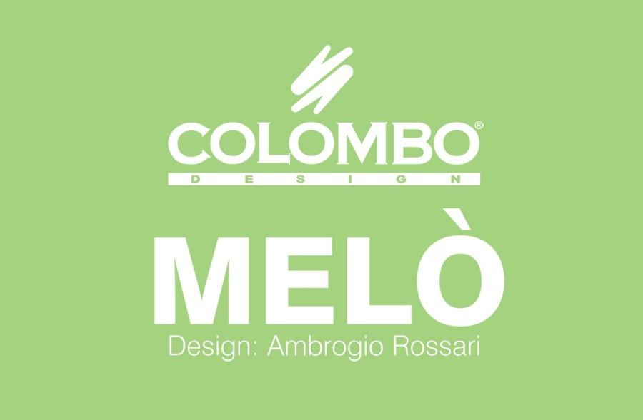 Colombo Design MELÒ B1235