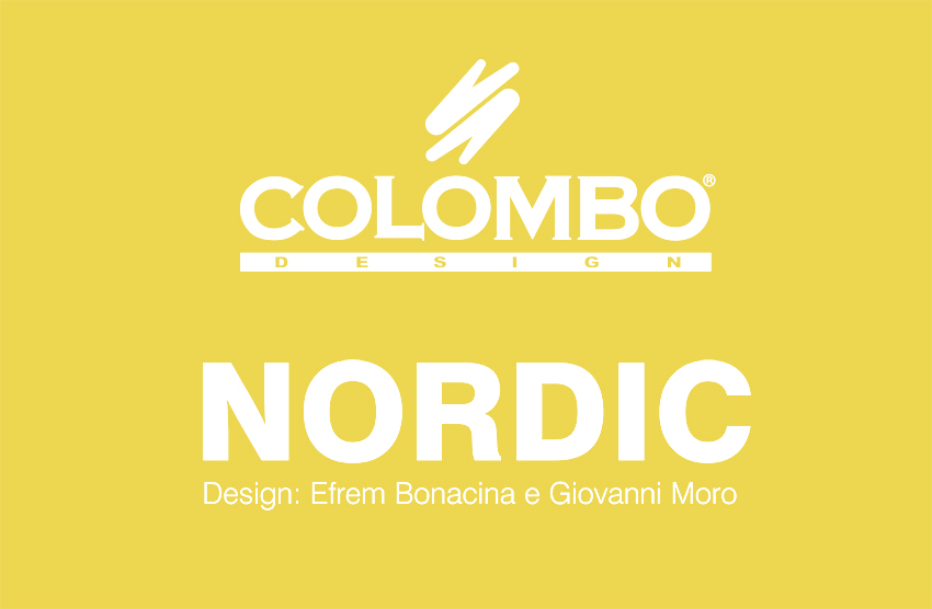 Colombo Design Nordic B5240.0CR-CBO