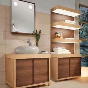 Мебель для ванной VILLEROY BOCH PURE STONE