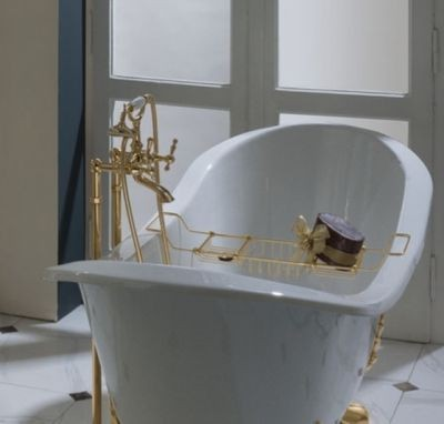 Чугунные ванны Gaia