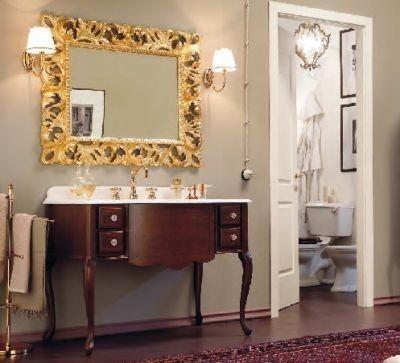 Мебель для ванной комнаты Gaia INTARSIATI