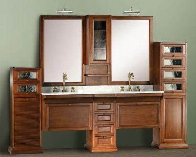 Мебель для ванной комнаты Gaia COMPONIBILI