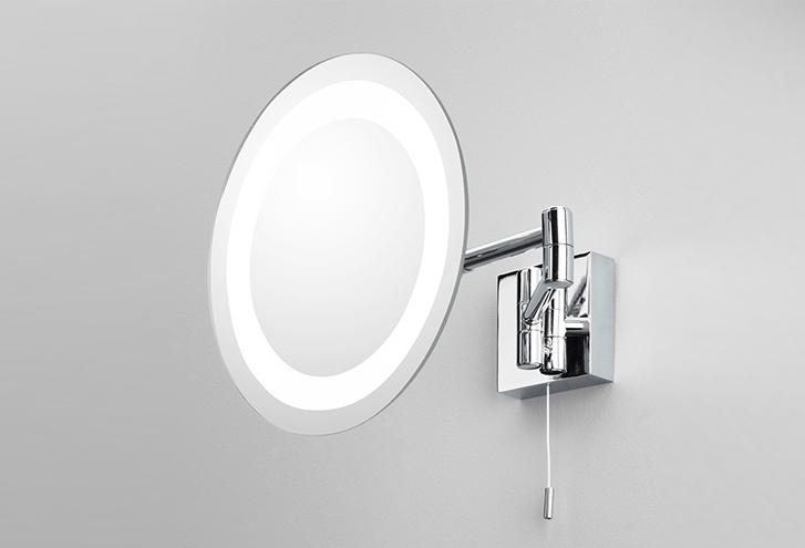 Косметические зеркала для ванной