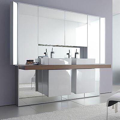 Зеркало для ванной от 100 см и больше