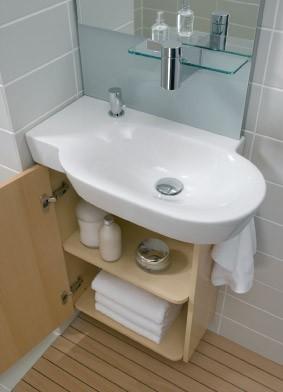 Аксессуары для ванной комнаты IDEAL STANDARD TONIC GUEST