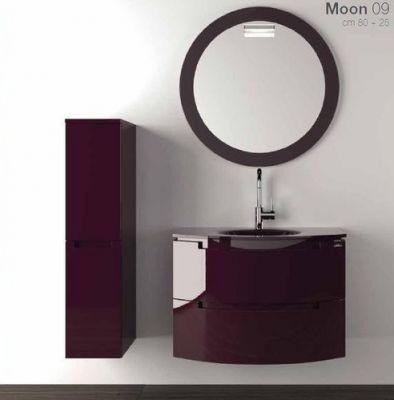 Мебель для ванной комнаты Berloni Bagno MOON (Италия)