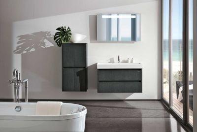 Мебель для ванной комнаты Berloni Bagno QUBE (Италия)