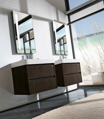 Комплекты мебели для ванной комнаты Berloni Bagno Qube
