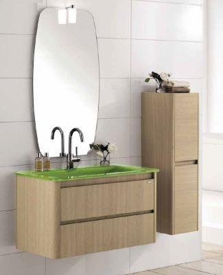 Комплекты мебели для ванной комнаты Berloni Bagno Tess