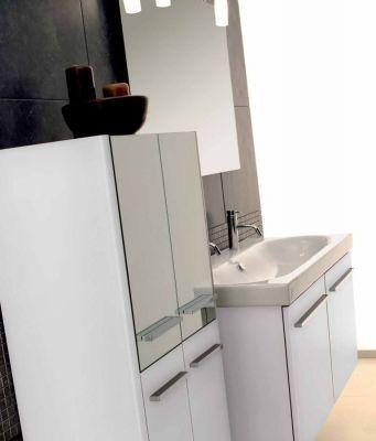 Шкафы для ванной комнаты Berloni Bagno SQUARED