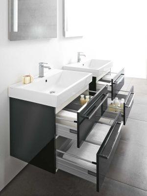 Тумбы с раковиной для ванной комнаты Berloni Bagno JUST