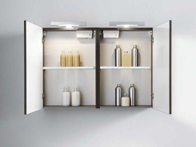 Шкафы для ванной комнаты Berloni Bagno Fusion
