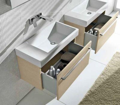 Тумбы с раковиной для ванной комнаты Berloni Bagno Set