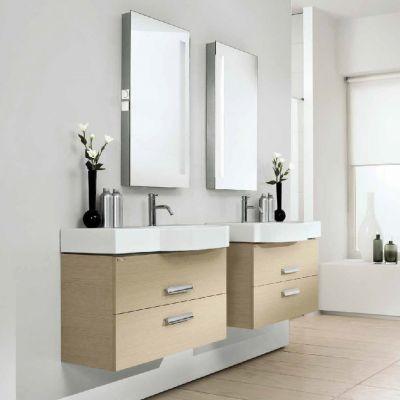 Комплекты мебели для ванной комнаты Berloni Bagno Wall