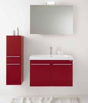 Шкафы для ванной комнаты Berloni Bagno Art