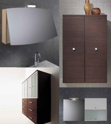 Шкафы для ванной Berloni Bagno Arko