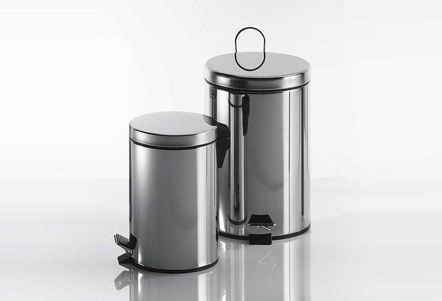 Мусорные ведра для ванной и кухни