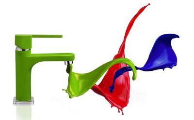 Цветные смесители TEKA