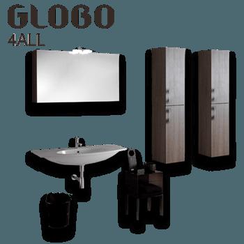 Мебель для ванной комнаты GLOBO 4ALL