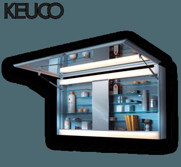 Зеркальные шкафы KEUCO