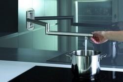 Кухонные смесители Cristina Inox Lines