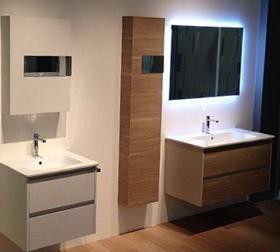 Комплекты мебели для ванной комнаты Berloni Bagno FORM