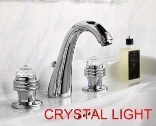 Смесители EFFEPI CRYSTAL LIGHT