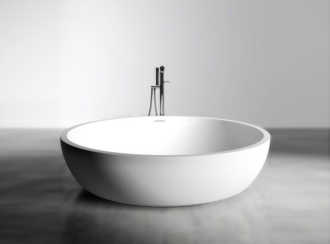 Акриловые ванны круглой формы