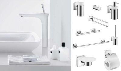 Аксессуары для ванной комнаты HANSGROHE PURAVIDA
