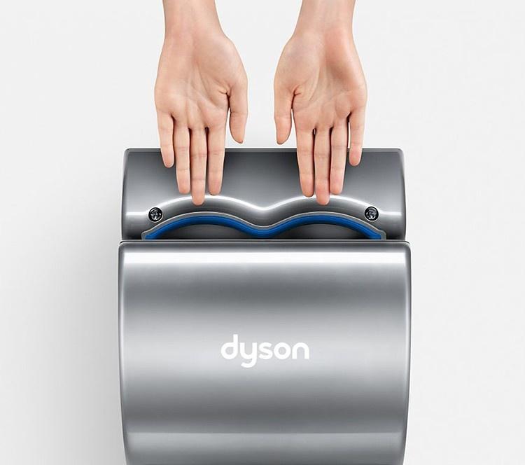 Dyson airblade ab14 серый пылесос dyson dc29 отзывы