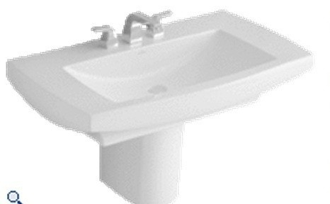 villeroy boch bellevue 516810r2. Black Bedroom Furniture Sets. Home Design Ideas