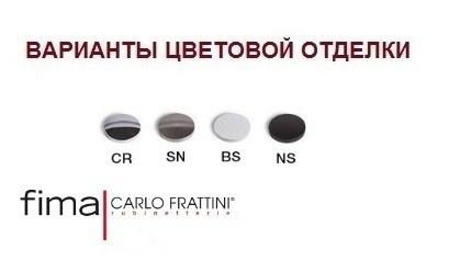 Смеситель Fima Carlo Frattini Next F3942NCR для биде ванная комната компактное размещение