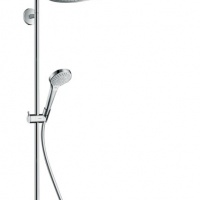 Душевая система Hansgrohe 26790000 Croma Select 280 Air 1jet Showerpipe