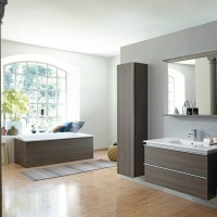 Duravit Darling New DN 1272 Шкаф подвесной