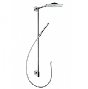 Hansgrohe Raindance Connect 240 Showerpipe 350mm 27421000 Душевая система (хром)