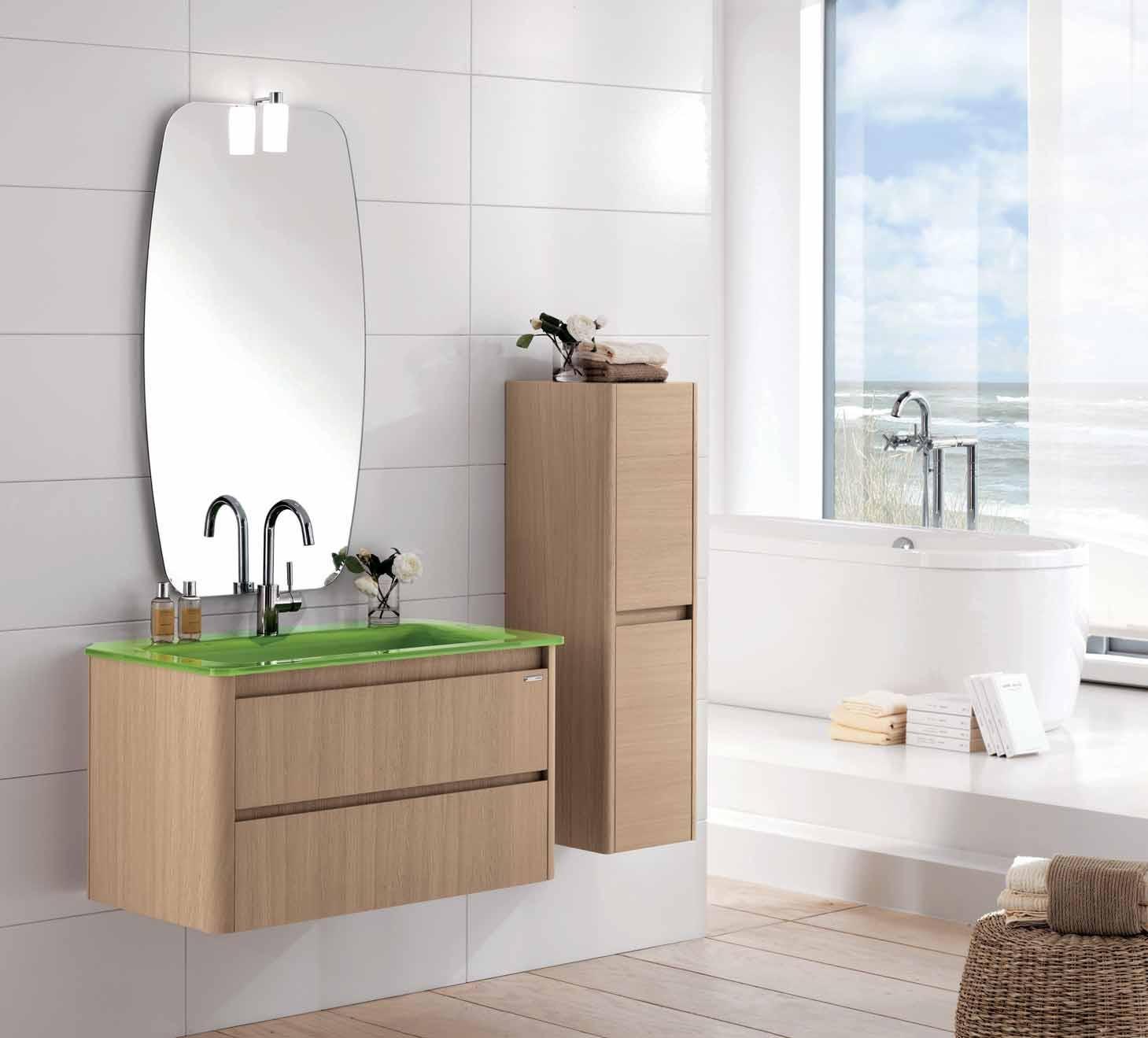 Ванная комната цвета дуб мебель в гостинной комнаты