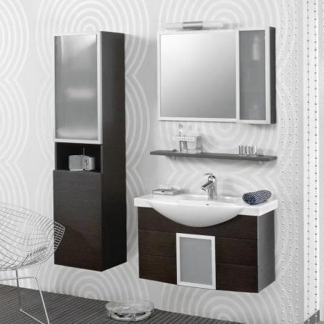 Ванная комната цвета венге Душевой лоток Alpen Klasic/Floor ALP-1050/50KN