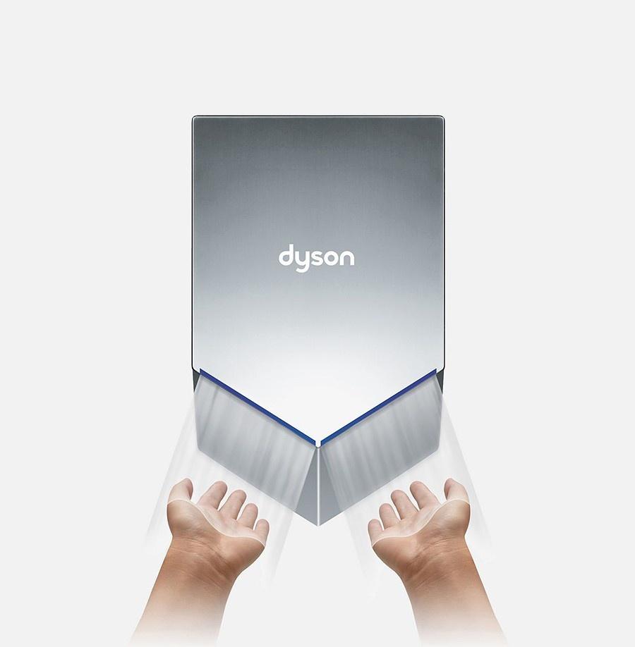 Электросушилки для рук dyson airblade v купить пылесос дайсон в нижнем новгороде
