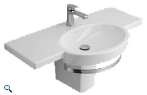 Раковина 5153A001  VILLEROY BOCH VARIABLE