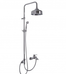 FIMA Carlo Frattini Lamp F3304/2CR Душевая система