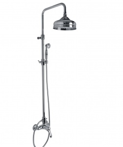 FIMA Carlo Frattini Lamp F3305/2CR Душевая система