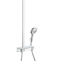 Hansgrohe Raindance Select E 300 2jet Showerpipe 27126000 Душевая система (хром)