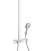 Hansgrohe Raindance Select E 300 3jet Showerpipe 27127000 Душевая система (хром)