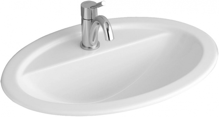 Раковина 515560R1 Villeroy&Boch Loop Friends, 660*470 мм