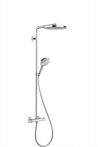 Hansgrohe Raindance Select S 240 2jet Showerpipe 27129000 Душевая система (хром)