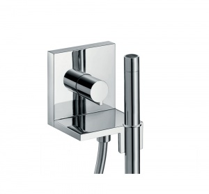 HANSGROHE AXOR STARCK SHOWERCOLLECTION 10651000 Модуль ручного душа в комплекте с внутренним механизмом 10650180 (хром)