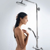 Hansgrohe Raindance Select S 300 2jet Showerpipe 27133000 Душевая система