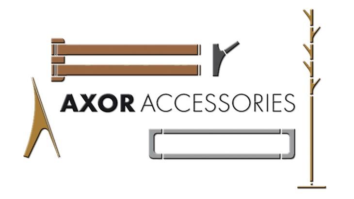 AXOR - Аксессуары для ванной комнаты